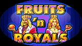 Симулятор Fruits And Royals